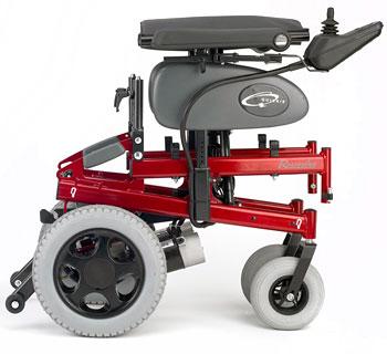 Silla de ruedas eléctrica Rumba-55