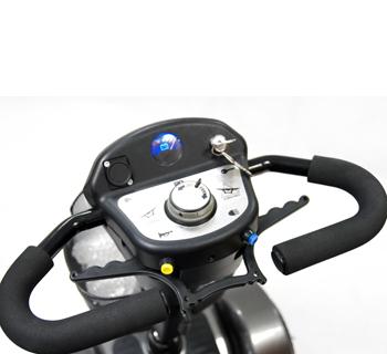 Scooter eléctrico Sapphire 2-1211