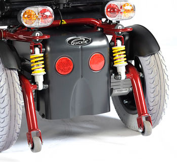 Silla de ruedas eléctrica Tango-70