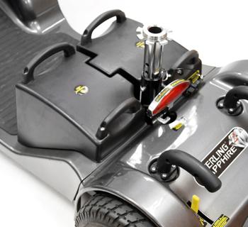 Scooter eléctrico Sapphire 2-1212