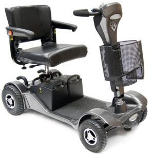Scooter eléctrico Sapphire 2-0