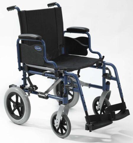 Silla de ruedas de acero Action 1NG-268