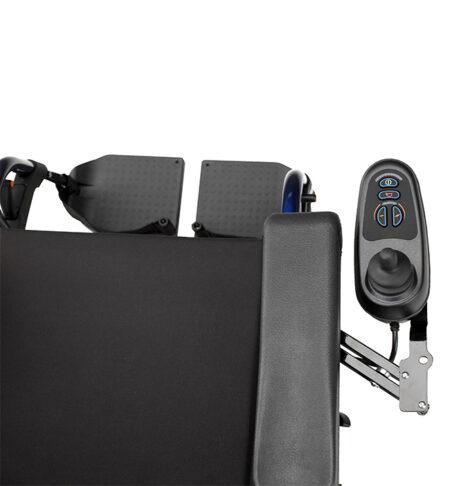 f35 silla electrica interior
