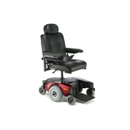 invacare pronto m61 silla de ruedas electrica elevable  1