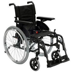 Silla de ruedas de aluminio Action 2NG-0