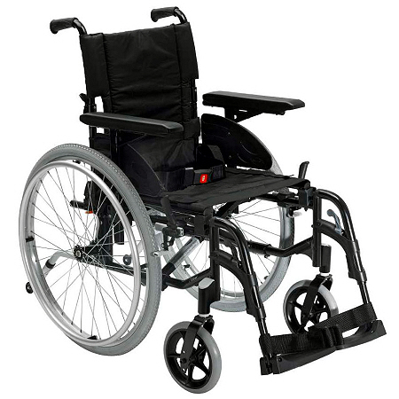 invacare action 2 ng self propel wheelchair