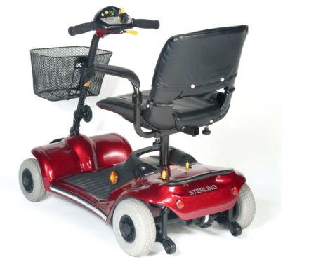 Scooter eléctrico Pearl-1207