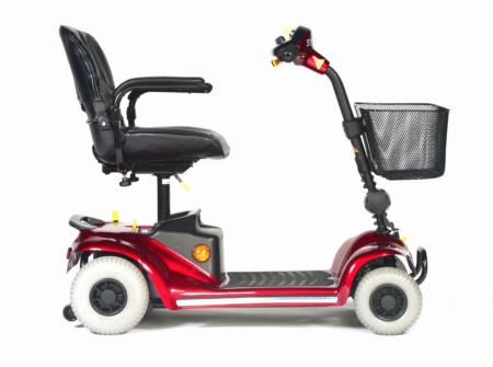 Scooter eléctrico Pearl-1208