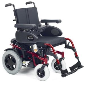 Silla de ruedas eléctrica Tango-0