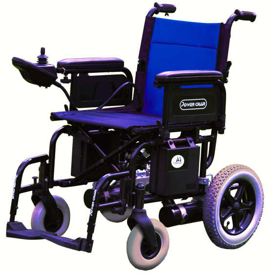 Silla de ruedas eléctrica Power Chair-0