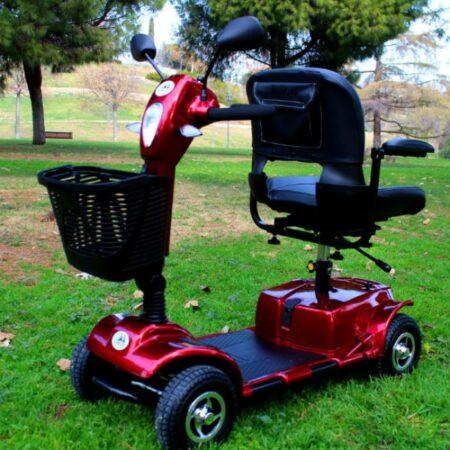 scooter libercar urban asiento giratorio