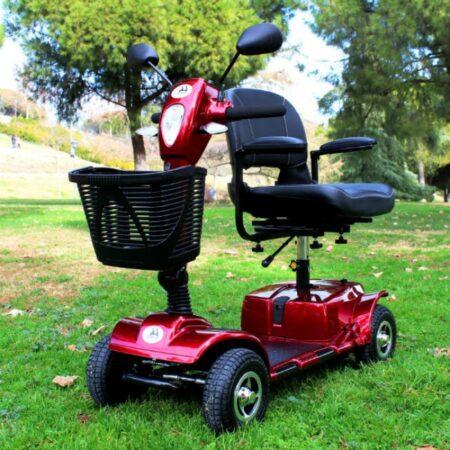 scooter libercar urban con asiento giratorio