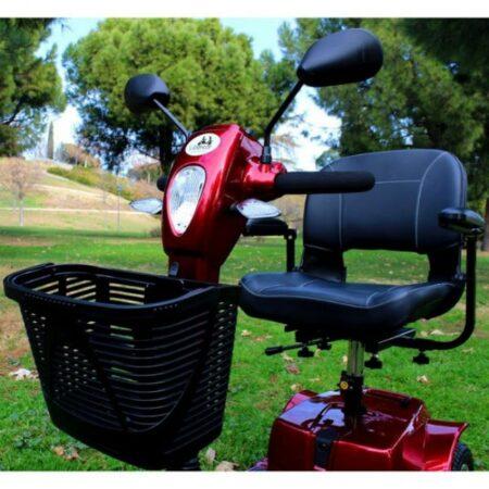 scooter libercar urban confort y diseno