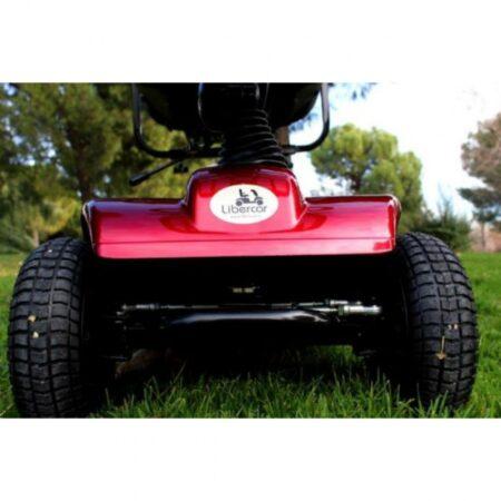 scooter libercar urban paragolpes trasero y delantero reforzado