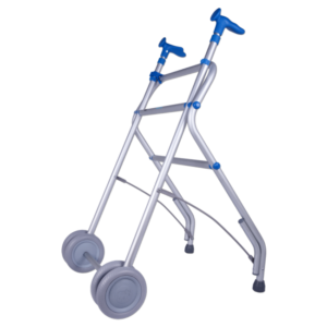 Andadores con dos ruedas delanteras