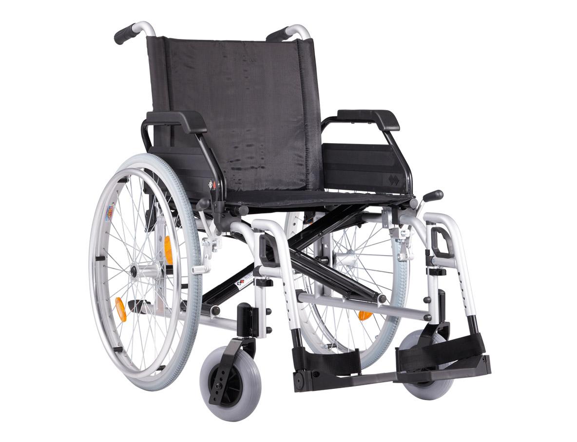 Silla de ruedas ligera Pyro light XL-0