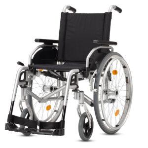 Silla de ruedas ligera Pyro Start Plus-0