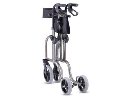 Andador Rollator con frenos en las empuñaduras-1239