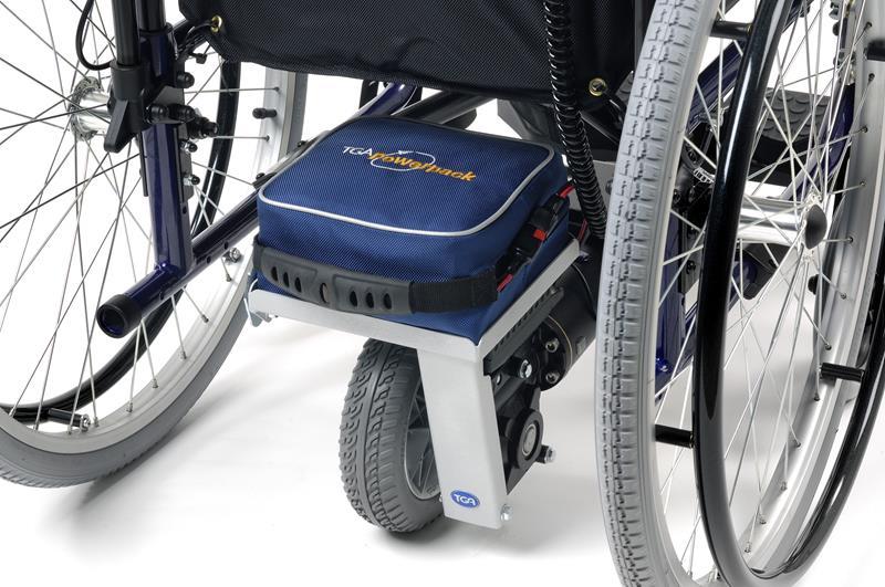 Motor para silla de ruedas - Sistema acompañante-0