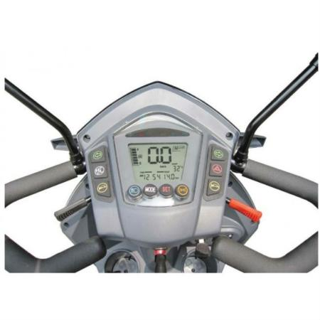 scooter electrico vita mando control