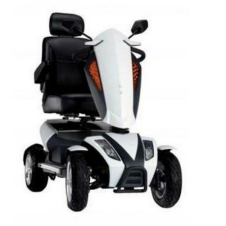 scooter electrico vita vista frontal