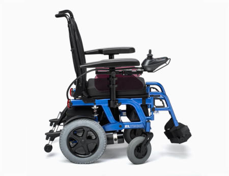 Silla de ruedas eléctrica Eltego-1031