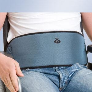 Cinturón de sujeción abdominal acolchado-0