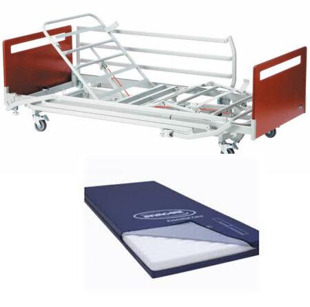 cama electrica articulada alegio ng invacare 1