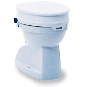 Elevador de WC 10cm con tapa-0