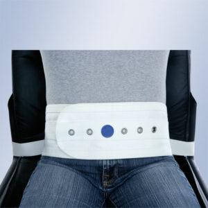 Arnés abdominal a silla o sillón de imanes con hebilla-0