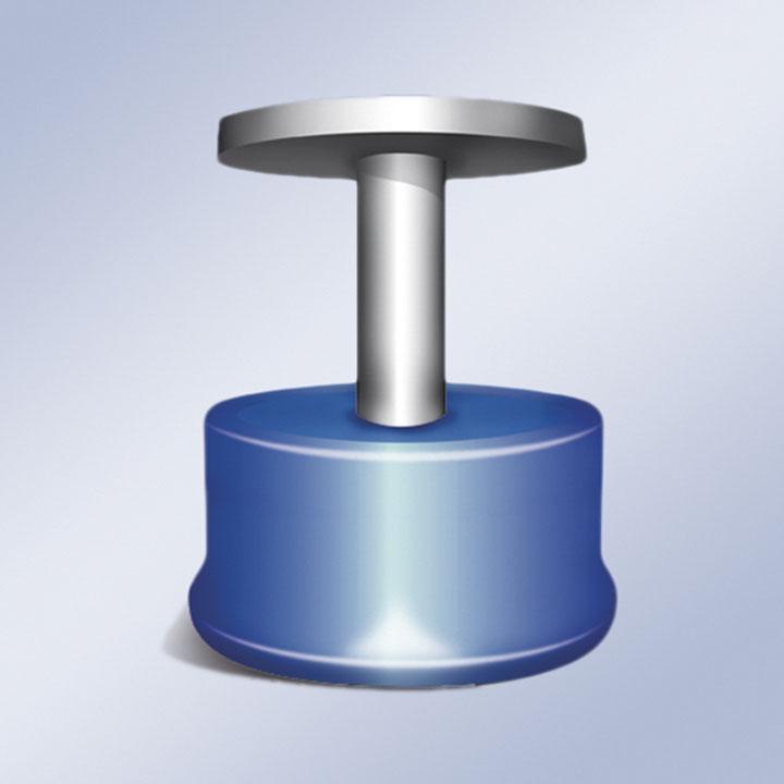 Botón magnético-0