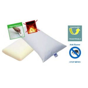 Packs Completos. Almohada viscoelástica+funda-0