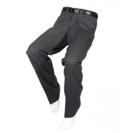 pantalon gris vestir 1