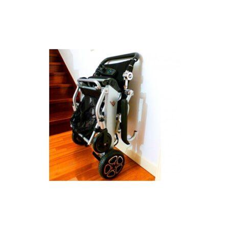 silla de ruedas electrica plegable mistral litio