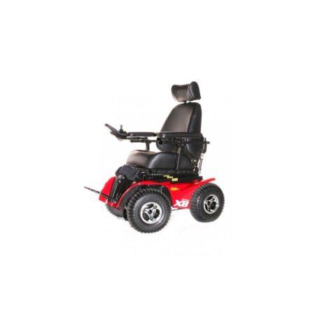 silla de ruedas todoterreno extreme x8