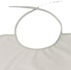 textura babero tiras blanco 1