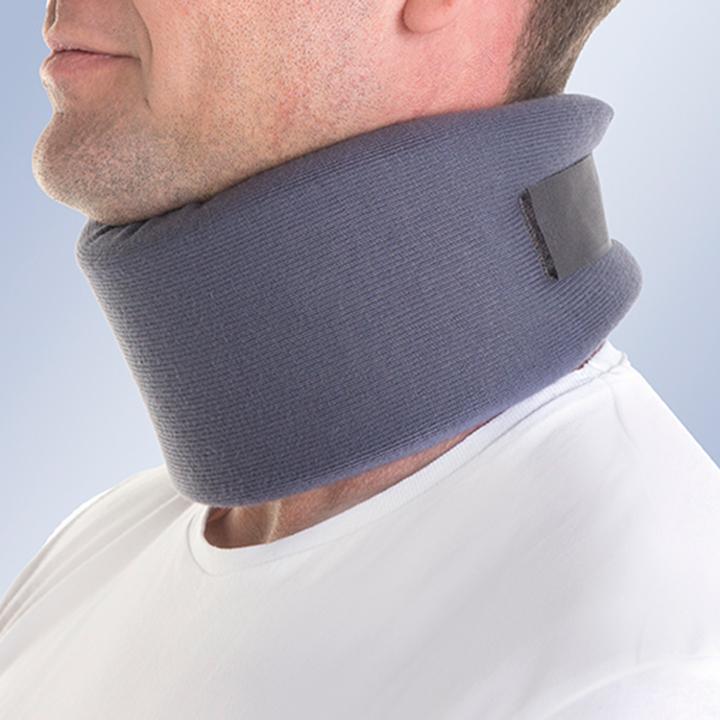 Collarín cervical blando 9,5 cm-0