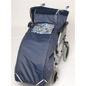 saco silla ruedas naturlamb