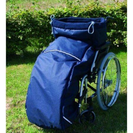 saco silla ruedas naturlamb 2