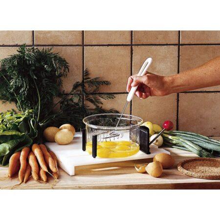 Tabla de ayuda de cocina para preparar alimentos ejemplo 1