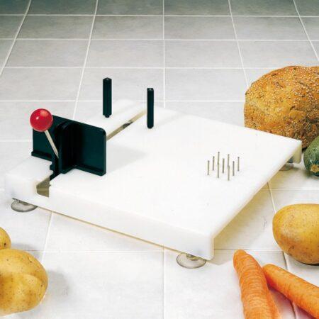 Tabla de ayuda de cocina para preparar alimentos ejemplo 3