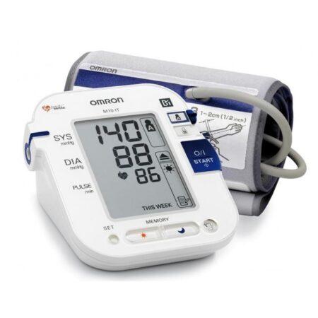 Tensiómetro digital de brazo Omron M10