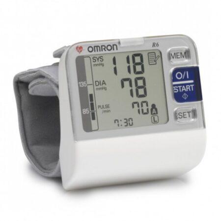Tensiometro digital de muñeca Omron R6