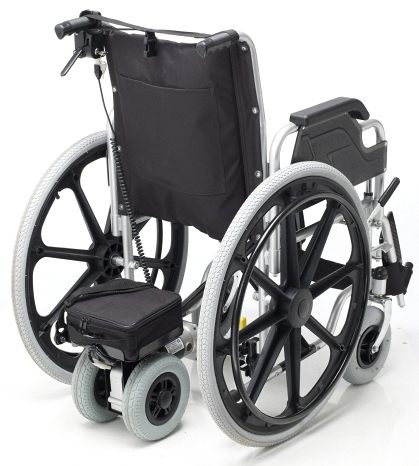 Motor silla de ruedas, sistema acompañante Power Pack-0