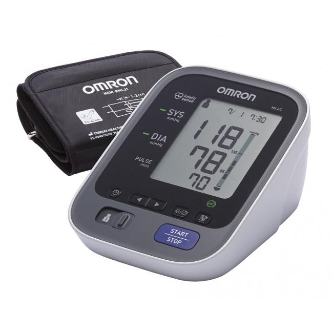 Tensiómetro digital de brazo Omron M6-AC-0