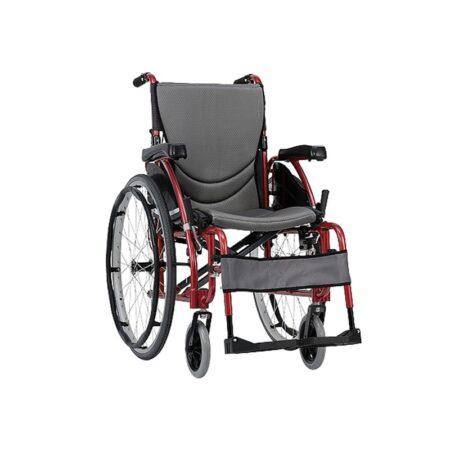 silla de ruedas ergo lite
