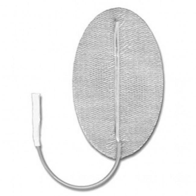 Electrodos autoadhesivos ovalados