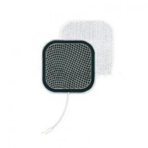 Electrodos con pelicula de carbon cuadrados