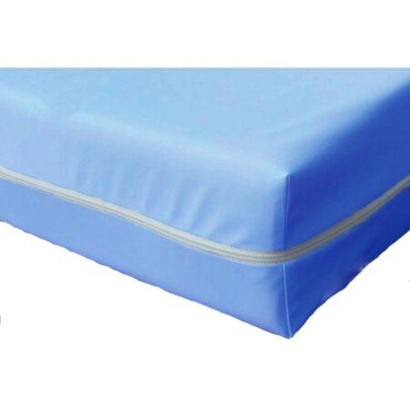 funda col antiacaros saniluxe azul 80 x 190 x 20 efectos y ventajas indicado como medida de proteccion del colchon recomendado e 1