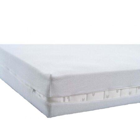 funda col impermeable rizo 80 x 190 x 20 efectos y ventajas indicado como medida de proteccion del colchon recomendado especialm 1